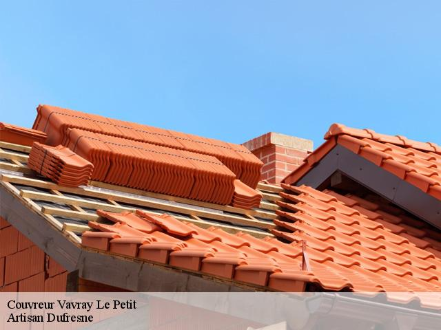 Couvreur  vavray-le-petit-51300 Artisan Dufresne